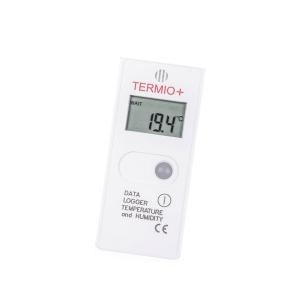 Rejestratory temperatury i wilgotności